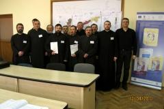 Sesiune de formare a preoţilor din Protopopiatul Deta, în cadrul Proiectului Alege Şcoala