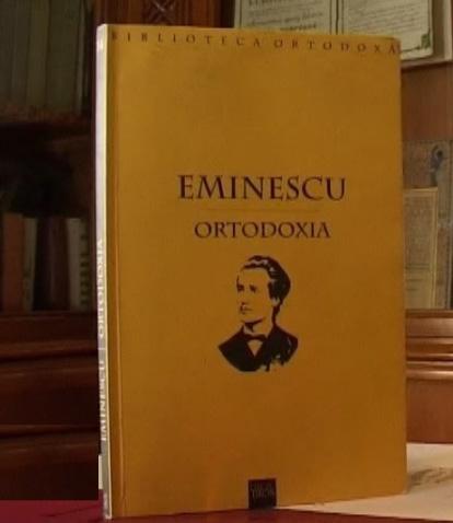 Ediţii ale operei lui Eminescu în Biblioteca Sfântului Sinod