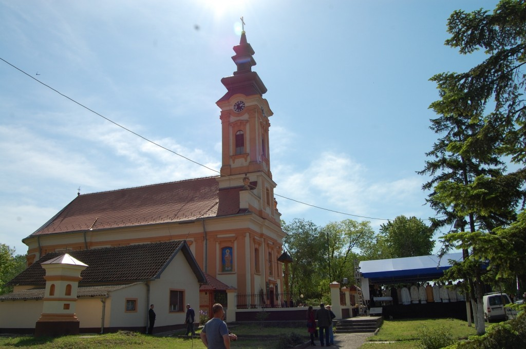 Biserica parohiala din San-Mihai, Serbia