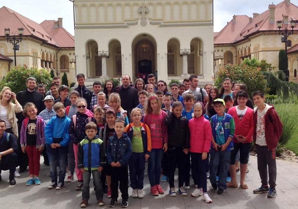 Excursie Alba Iulia