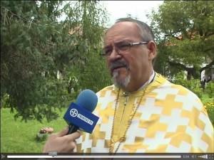 Pr. Nicolae Achimescu, Despre praznicul Schimbării la Față, Săraca, 2014