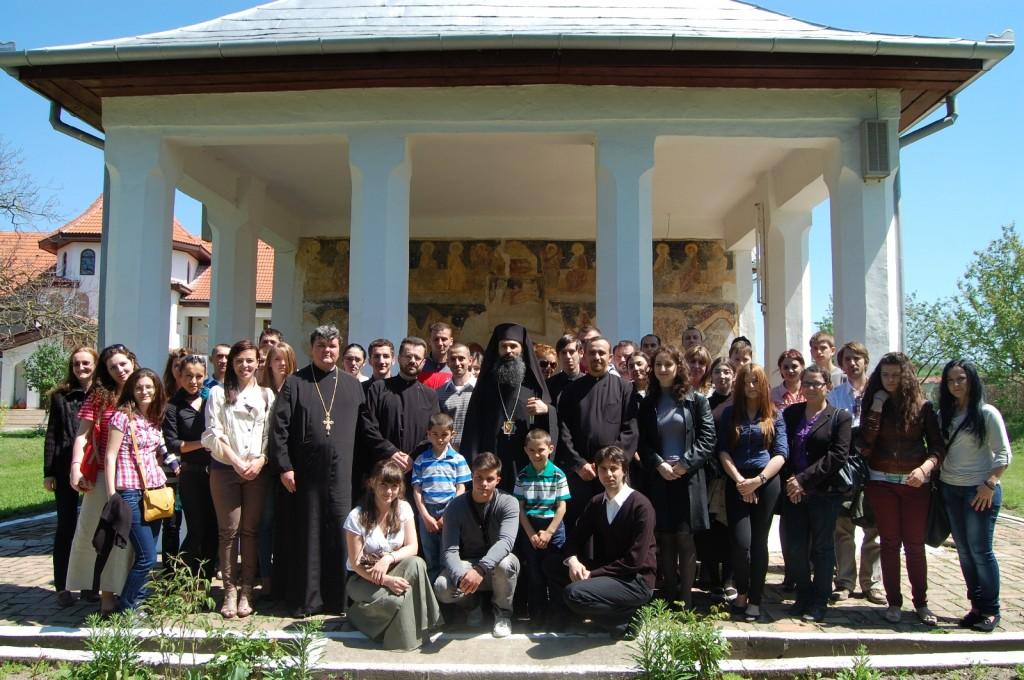 grupul de cateheza al Parohiei Fratelia