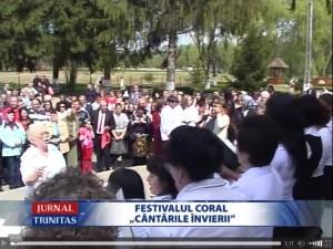 Festivalul Cantarile Invierii, 2015