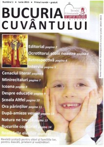 revista scoala