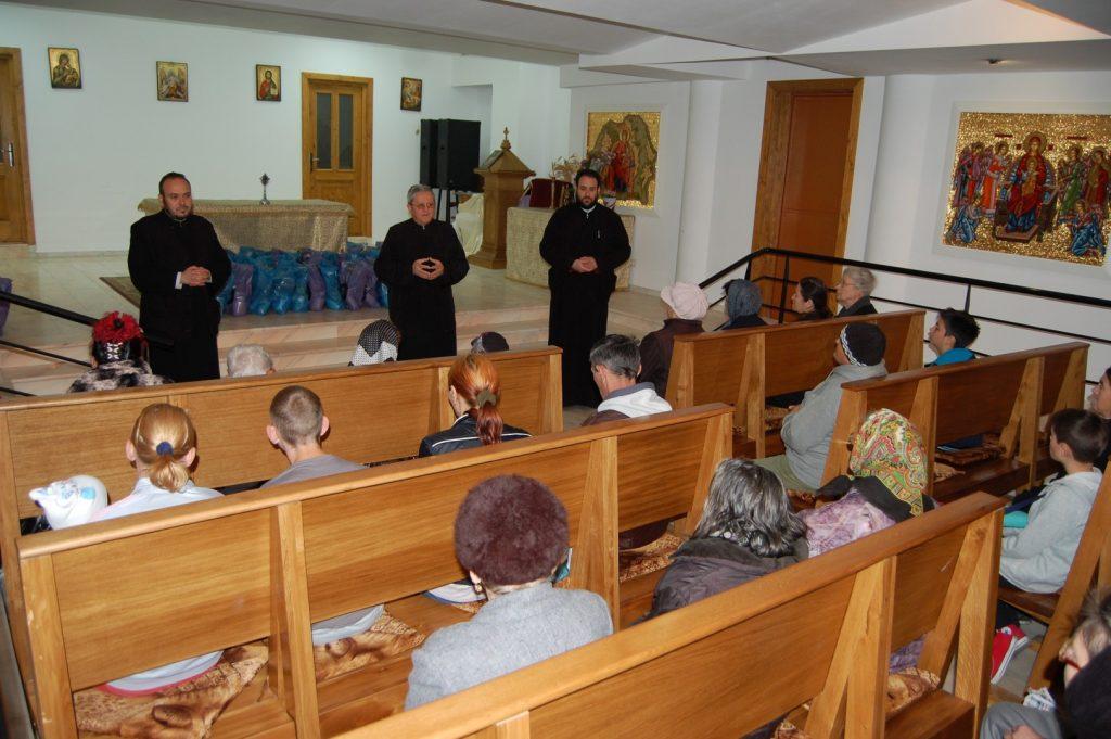 Actiune caritabila la Parohia Timisoara Iosefin (1)