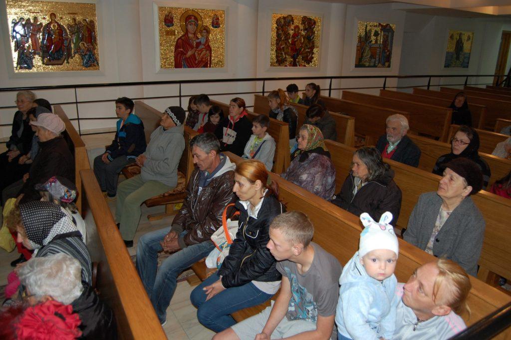 Actiune caritabila la Parohia Timisoara Iosefin (2)