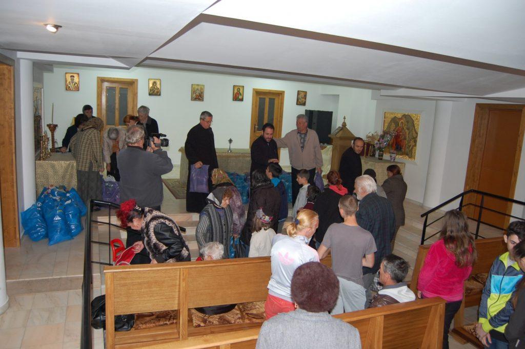 Actiune caritabila la Parohia Timisoara Iosefin (4)