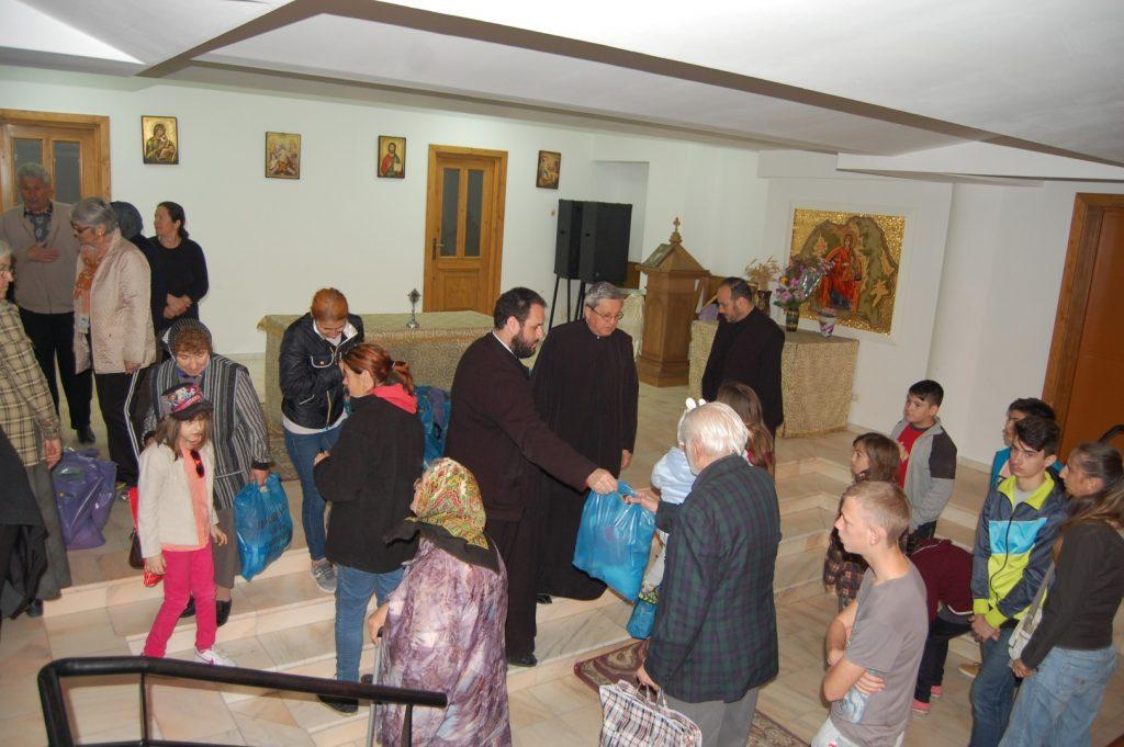 Actiune caritabila la Parohia Timisoara Iosefin (6)