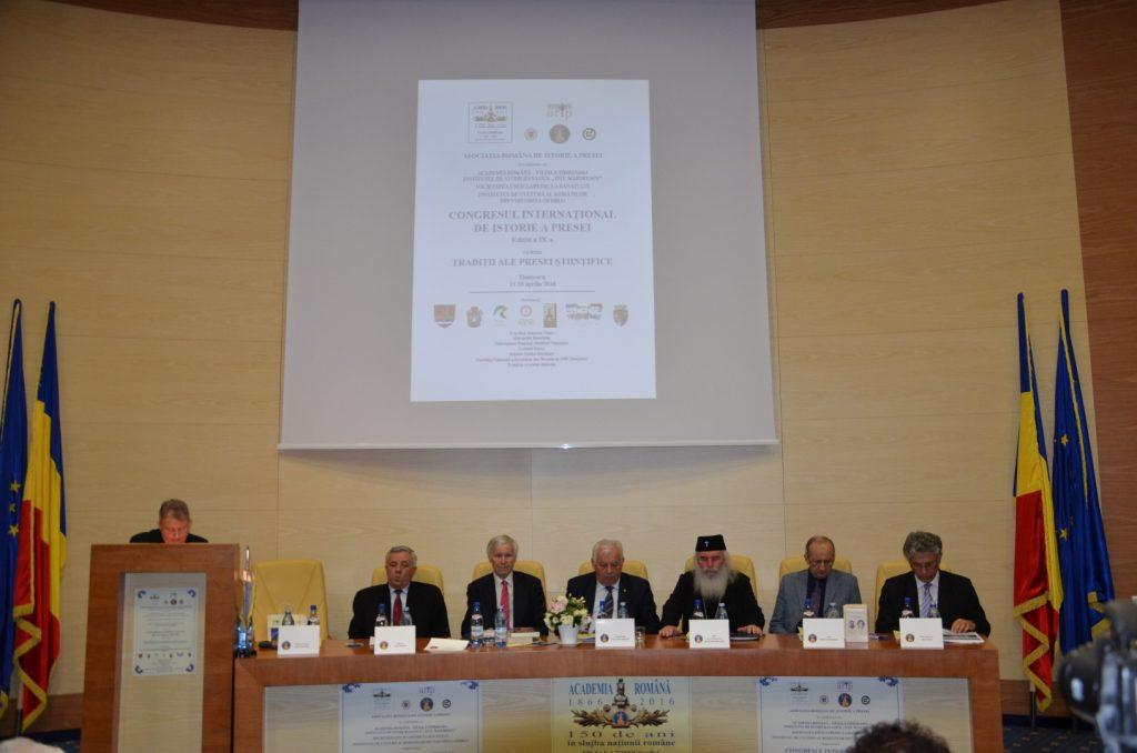 Congres international de Istorie a Presei (1)