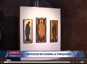 """Expozitia """"Re-descoperirea icoanei"""""""