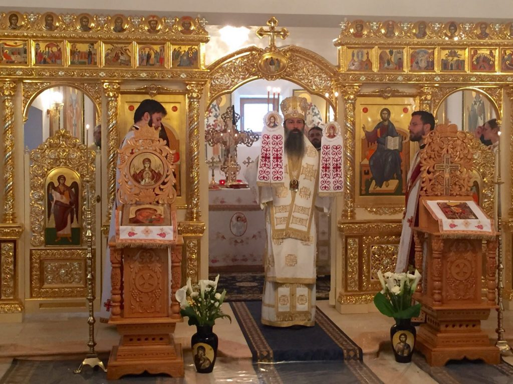 Sfintire iconostas Dobresti (11)