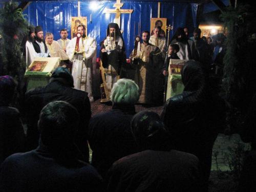 View The Priveghere la mănăstirea Cebza Album
