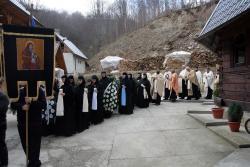 View The Înmormântarea părintelui Ieronim Stoican Album