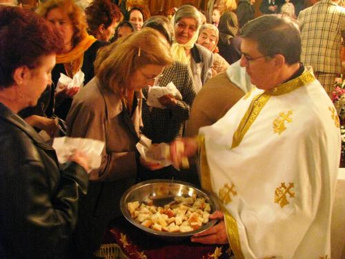 View The Liturghie arhierească la parohia Iosefin Album
