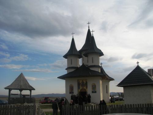 View The Hramul Mănăstirii Pietroasa Mare Album