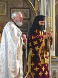 View The Liturghie arhierească la Checea Album