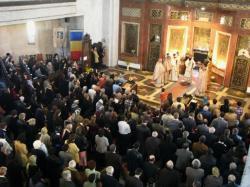 View The Liturghie arhiereasca Mehala 2009 Album