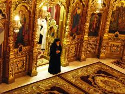 View The Inălţarea Domnului la Catedrala Mitropolitană Album